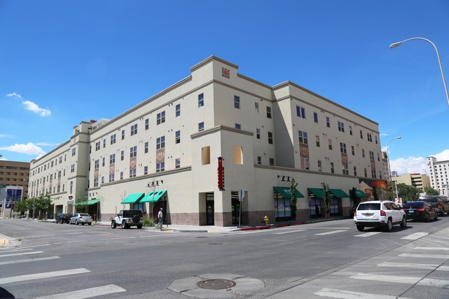 Image of IMPERIAL APARTMENTS in Albuquerque, New Mexico
