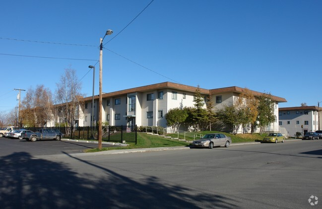 Image of MERRILL CROSSING APARTMENTS in Anchorage, Alaska