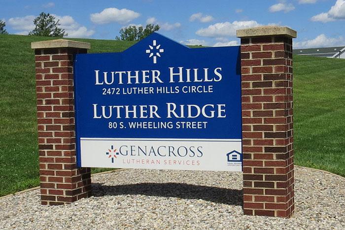 Image of Luther Ridge in Oregon, Ohio