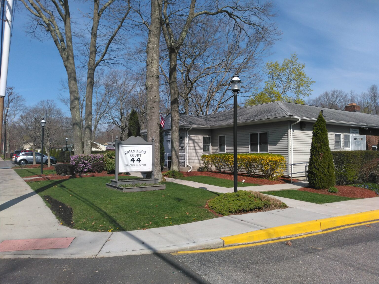 Image of The Berkeley Housing Authority in Bayville, New Jersey