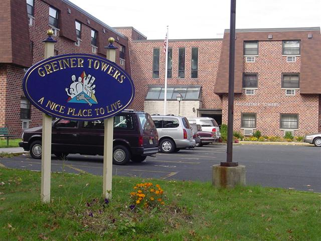 Image of Greiner Towers in Colonia, New Jersey