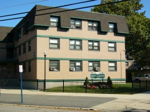 Image of Oratam Court in Hackensack, New Jersey