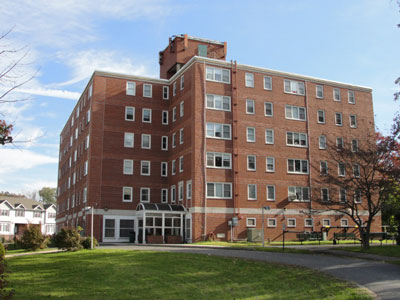 Image of Peter Ward Tower in Lakewood, New Jersey