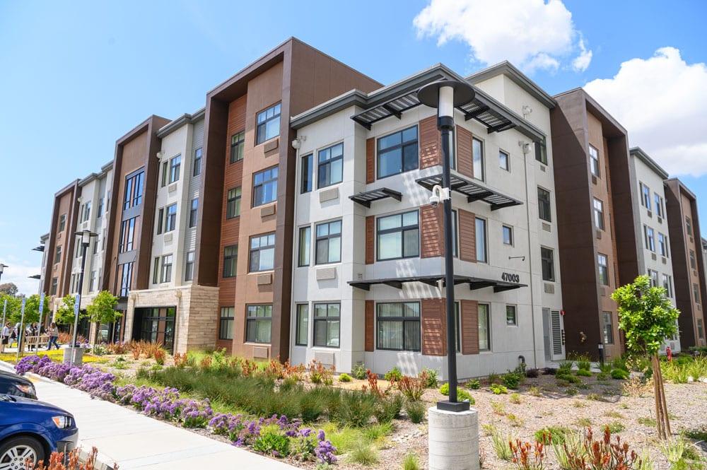 Image of Pauline Weaver Senior Apartments in Fremont, California