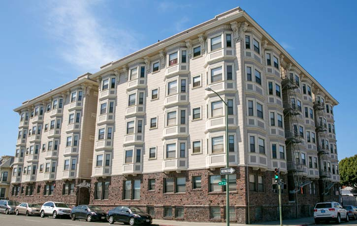 Image of Madison Park Apartments  in Oakland, California