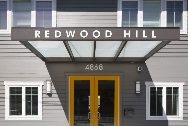Image of Redwood Hill Townhomes  in Oakland, California