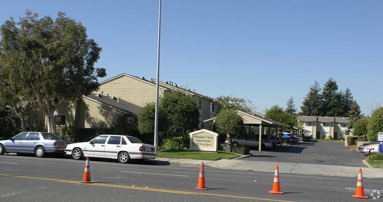Image of Mission View Apartments in Union City, California