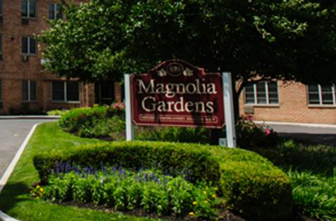 Image of Magnolia Gardens in Westbury, New York