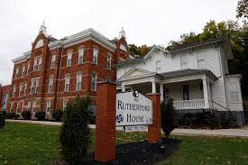 Image of Rutherford House in Lancaster, Ohio