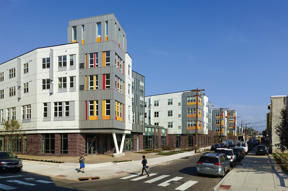 Image of Paseo Verde South Apartments  in Philadelphia, Pennsylvania