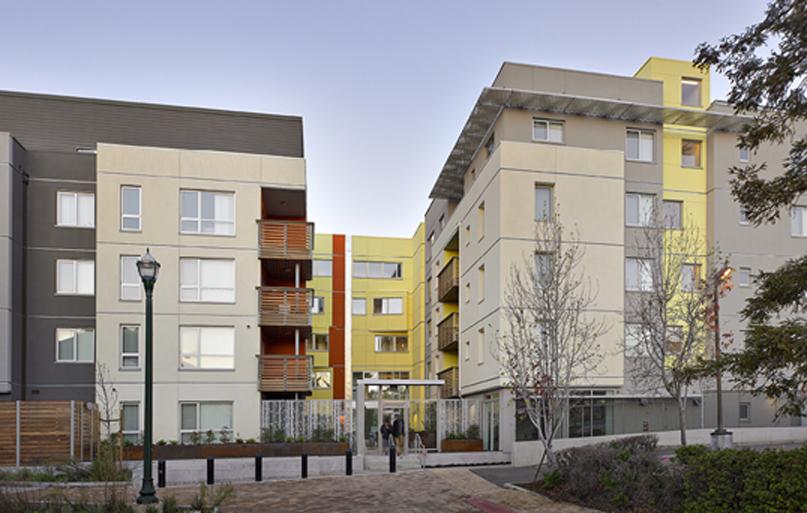 Image of Mural Apartments  in Oakland, California