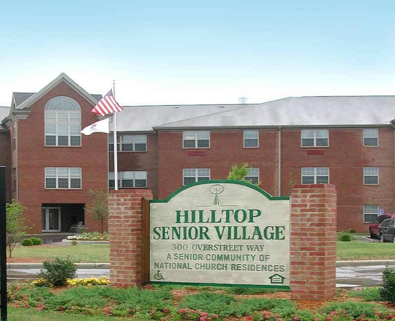 Image of Hilltop Senior Village in Columbus, Ohio