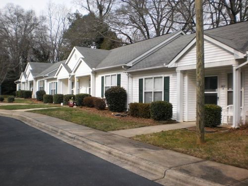 Image of ST ANDREW'S HOMES in Charlotte, North Carolina