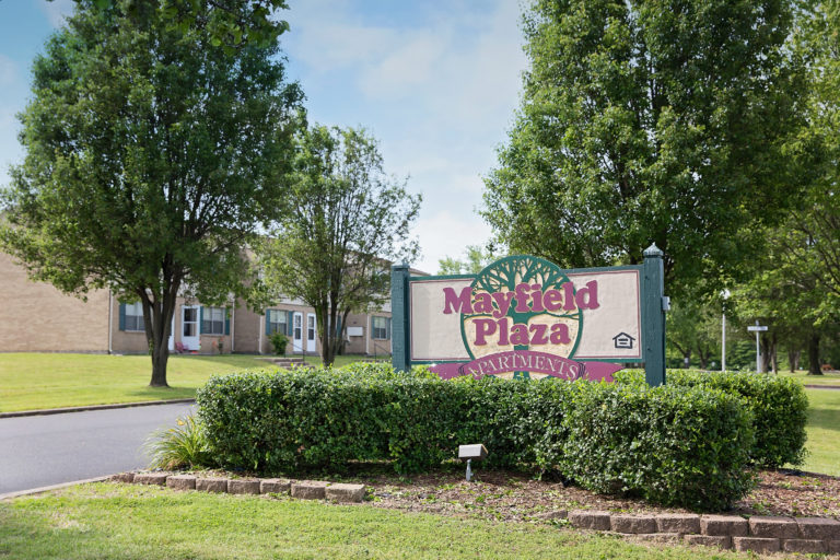 Image of Mayfield Plaza Apartments in Mayfield, Kentucky
