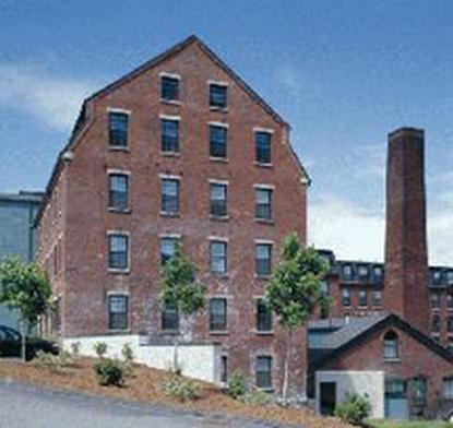 Image of Mill Falls in Methuen, Massachusetts