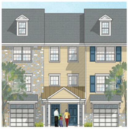 Image of Foxtail Crossing Townhouses in Cambridge, Maryland