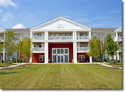 Image of Spring Ridge Senior Apts. in Frederick, Maryland