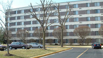 Image of Taney Village Apartments in Frederick, Maryland
