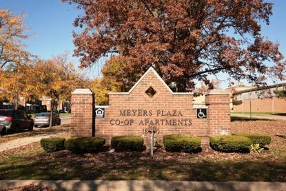 Image of Meyers Plaza Co-op Senior Apartments