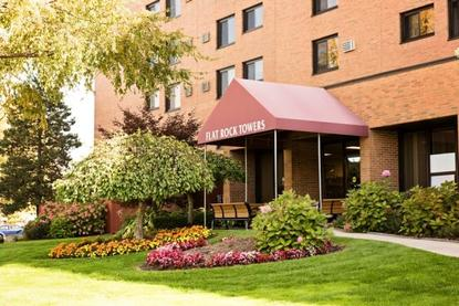 Image of Flat Rock Towers Co-op Senior Apartments