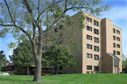 Image of Flat Rock Towers Co-op Senior Apartments in Flat Rock, Michigan