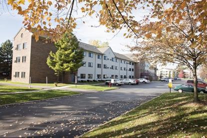 Image of Hazel Park Manor Co-op Senior Apartments