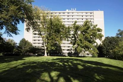 Image of City View in the Square Co-op Senior Apartments