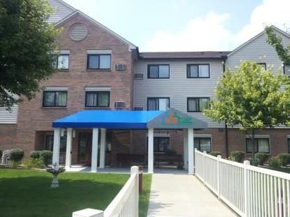 Image of Whispering Willows Co-op Senior Apartments in Romulus, Michigan