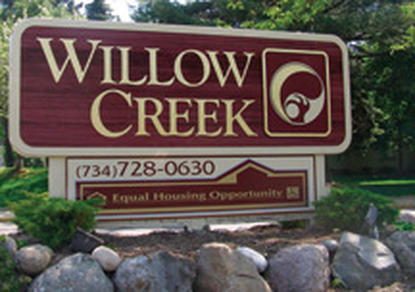 Image of Willow Creek Apartments and Townhomes in Westland, Michigan