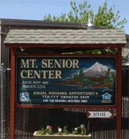Image of Mt. Senior Center