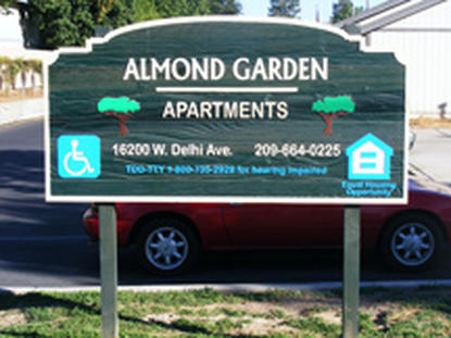 Image of Almond Garden and Almond Garden Family