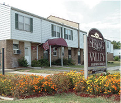 Image of Spring Valley Apartments in High Point, North Carolina