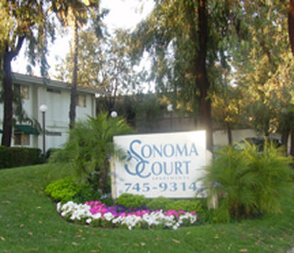 Image of Sonoma Court Apartments in Escondido, California