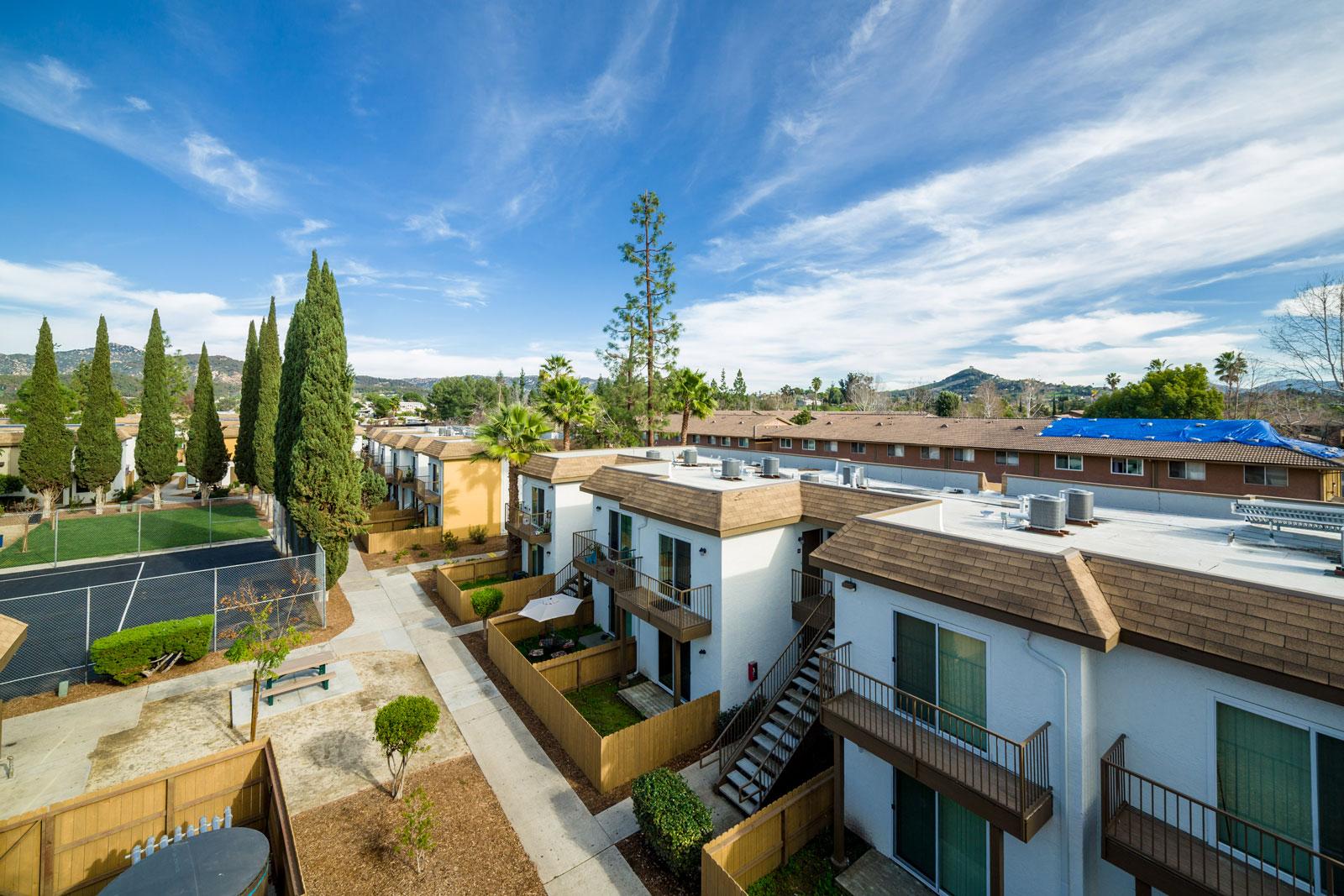 Image of Manzanita Apartments in Escondido, California