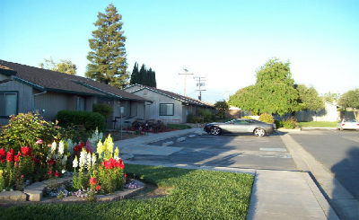 Image of Exeter Apartments in Exeter, California