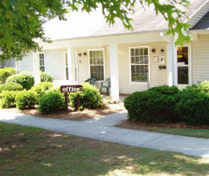 Image of Timberlane Apartments in Southern Pines, North Carolina