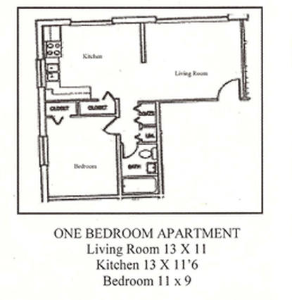 Image of Franklin Village Apartments