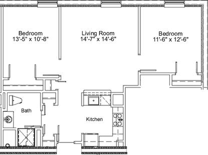 Image of Ferry Manor Senior Apartments
