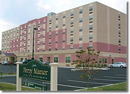Image of Ferry Manor Senior Apartments in Camden, New Jersey