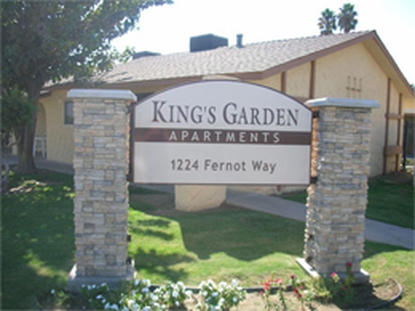 Image of Kings Garden Apartments in Hanford, California