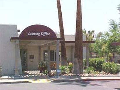 Image of Christiansen Senior Apartments in Indio, California