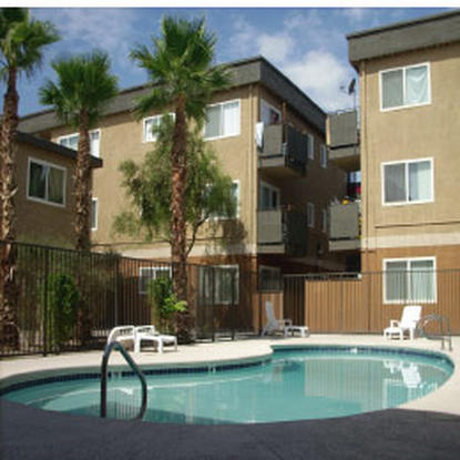 Image of Parkview Pointe Apartments in Las Vegas, Nevada