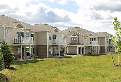 Image of Brookside Apartments in Canandaigua, New York