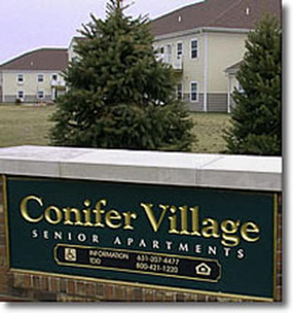Image of Conifer Village Senior Apartments at Patchogue