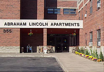 Image of Abraham Lincoln Apartments in Rochester, New York