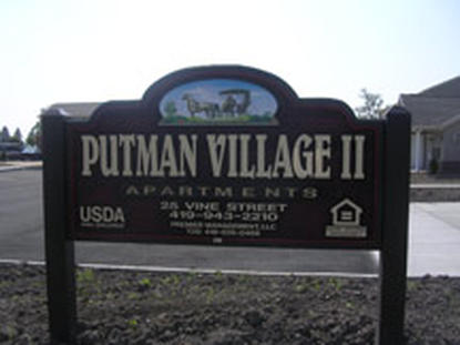 Image of Putnam Village II Apartments in Leipsic, Ohio