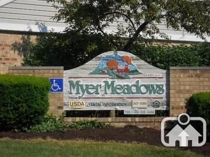 Image of Myer Meadows Apartments in Shelby, Ohio