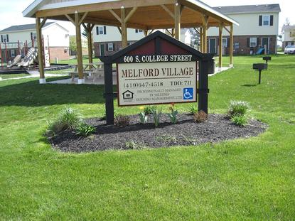 Image of Melford Village in Spencerville, Ohio