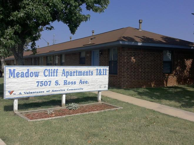 Image of Meadow Cliff Apartments I & II in Oklahoma City, Oklahoma