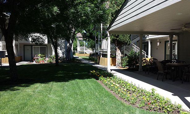 Conifer Gardens | Medford, OR Low Income Apartments